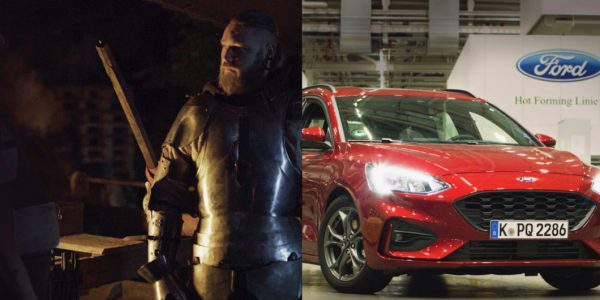 Once it was a technique that helped protect knights in armour from the crashing blows of their rivals. Now, Ford is applying a cutting-edge version of the same technology to help make its cars safer than ever.